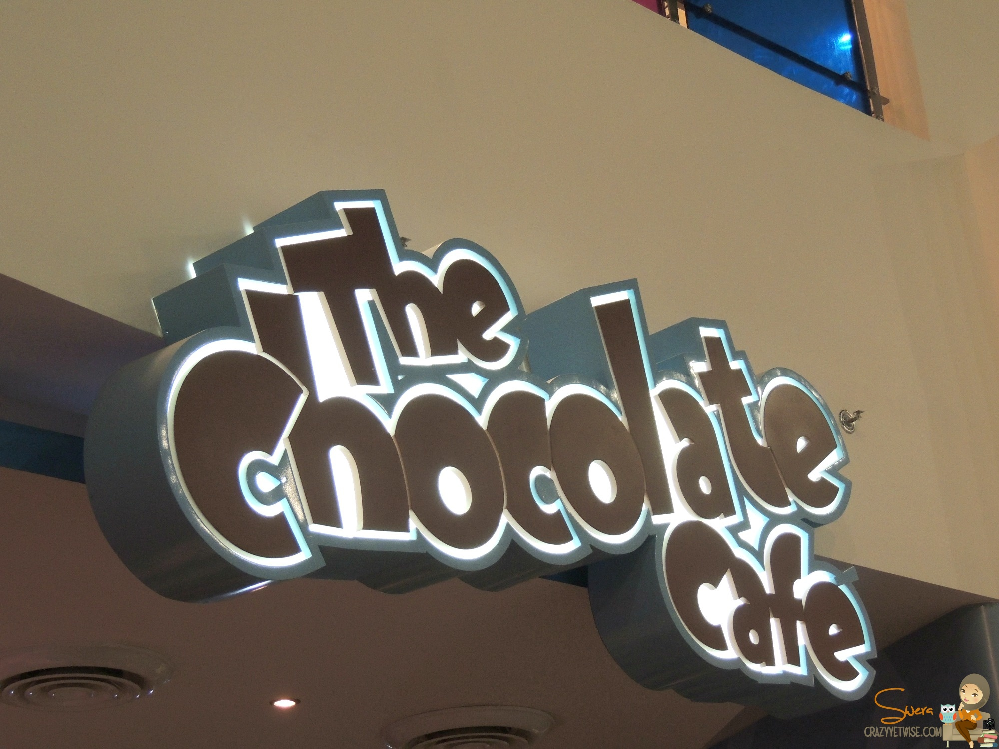 The Official Opening of The Chocolate Cafe | Crazy Yet Wise