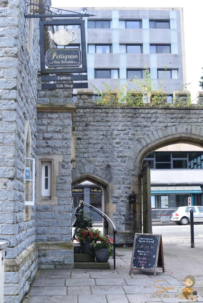 Pettigrew Tea Rooms-Cardiff Castle | Crazy Yet Wise